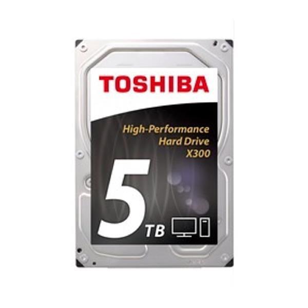 Toshiba 5TB 7200rpm 3.5