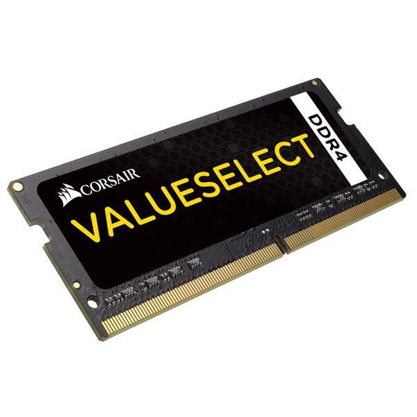Corsair 8GB (1x8GB) 2133MHz DDR4 Non-ECC 260-Pin CL15 SODIMM Laptop Memory Module