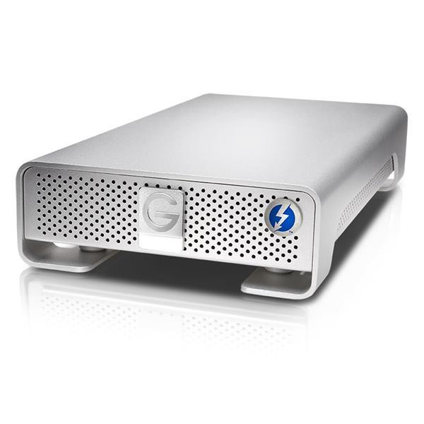 G-Technology 10TB G-Drive USB 3.0/Thunderbolt HDD Storage Solution (Silver) -  245MB/s