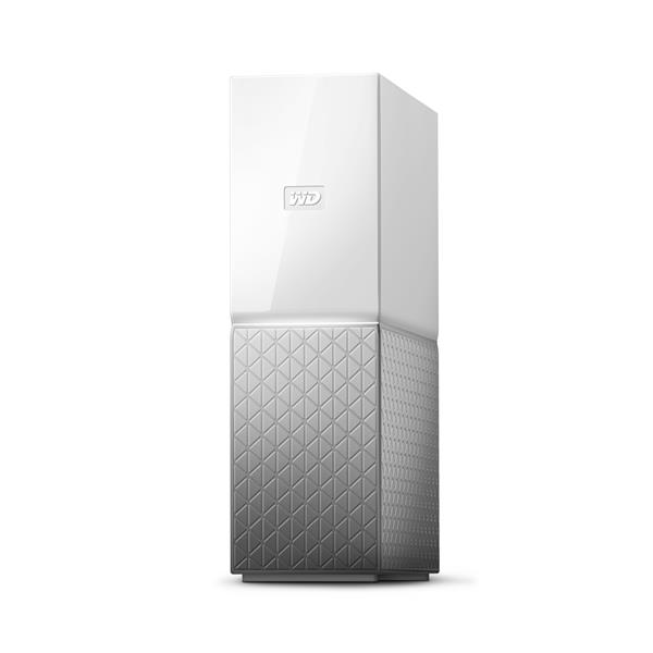 WD 8TB My Cloud Home Network Attached Storage Device NAS Server 1GB Ram 1.4Ghz A53 Quad Core