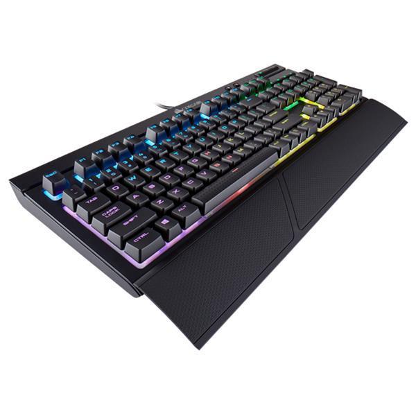 Corsair Gaming K68 RGB Mechanical Gaming Keyboard - Cherry MX Red (UK)