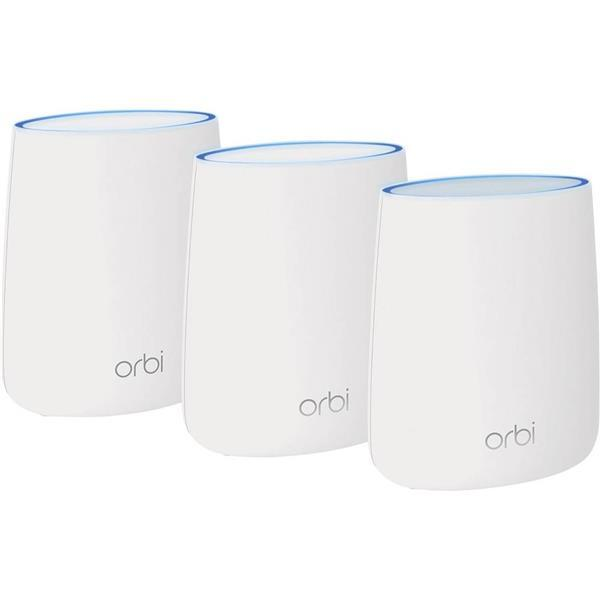 Netgear Orbi Wireless AC2200 Tri-Band Network Router with 2 x Satellites