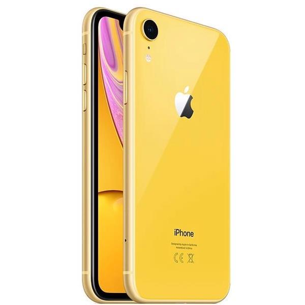 Apple iPhone XR (6.1 inch) 128GB 12MP Mobile Phone (Yellow)