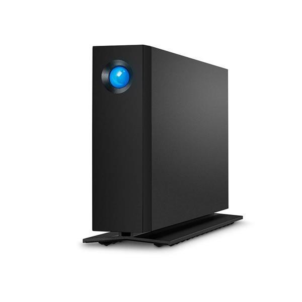 LaCie 6TB D2 Professional HDD USB-C exFAT External Hard Drive - 240MB/s