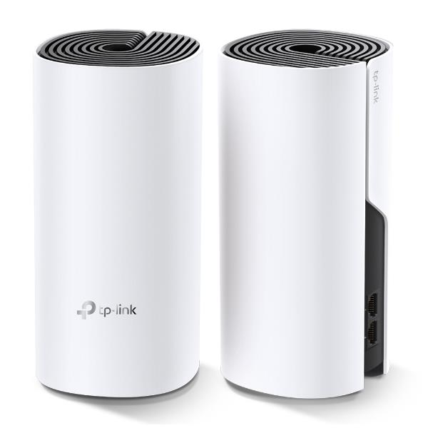 TP-Link AC1200 Whole Home Mesh Wi-Fi System LAN/WAN/USB (White) 3 Pack