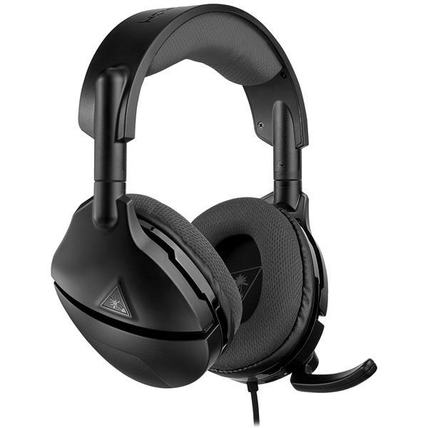 Turtle Beach Atlas Three Wired Gaming Headset (Black) for PC