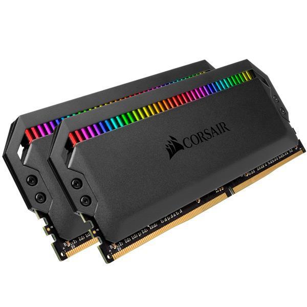 Corsair Dominator Platinum RGB 32GB (2x16GB) 3200MHz DDR4 Non-ECC 288-Pin CL16 DIMM PC Memory Module