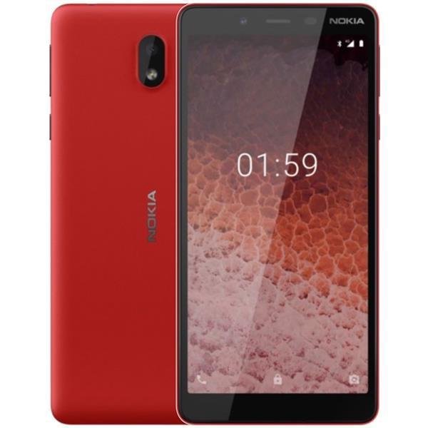 Nokia 1 Plus (5.45 inch) 8GB 8MP Smartphone (Red)