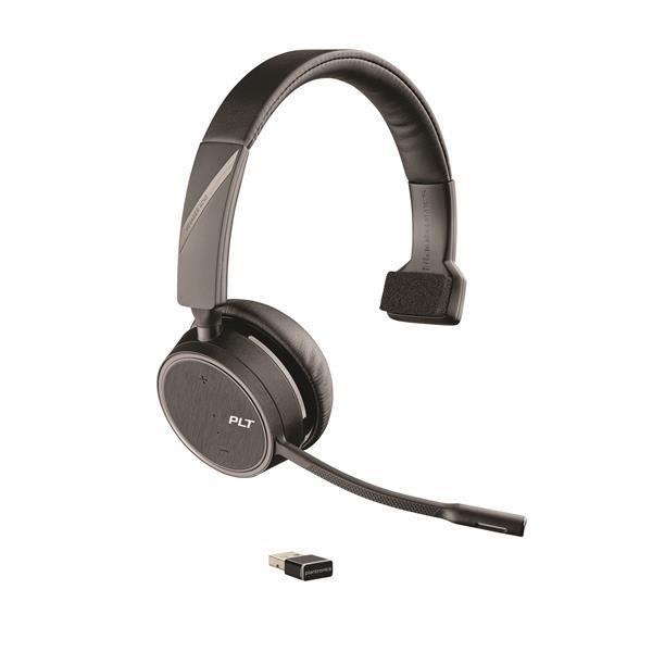 Plantronics Voyager B4210 USB-A UC Bluetooth Headset