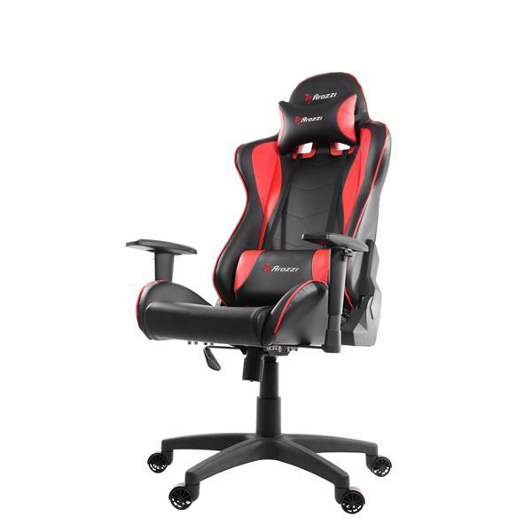 Arozzi Mezzo V2 Gaming Chair (Red/Black)