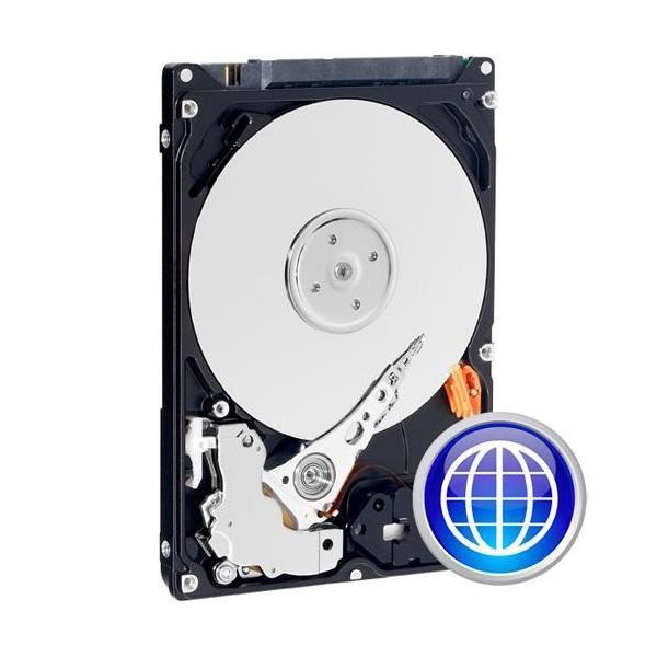 WD Blue 320GB SATA 6Gb/s 16MB 2.5