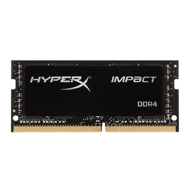 HyperX Impact 8GB (1x8GB) Memory Module PC4-23400 2933MHz DDR4 CL17 260 Pin SODIMM 1.2V