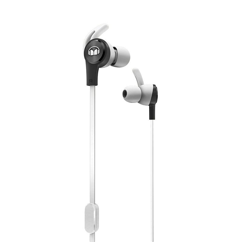 Monster iSport Achieve In-Ear Sport Headphone - Black