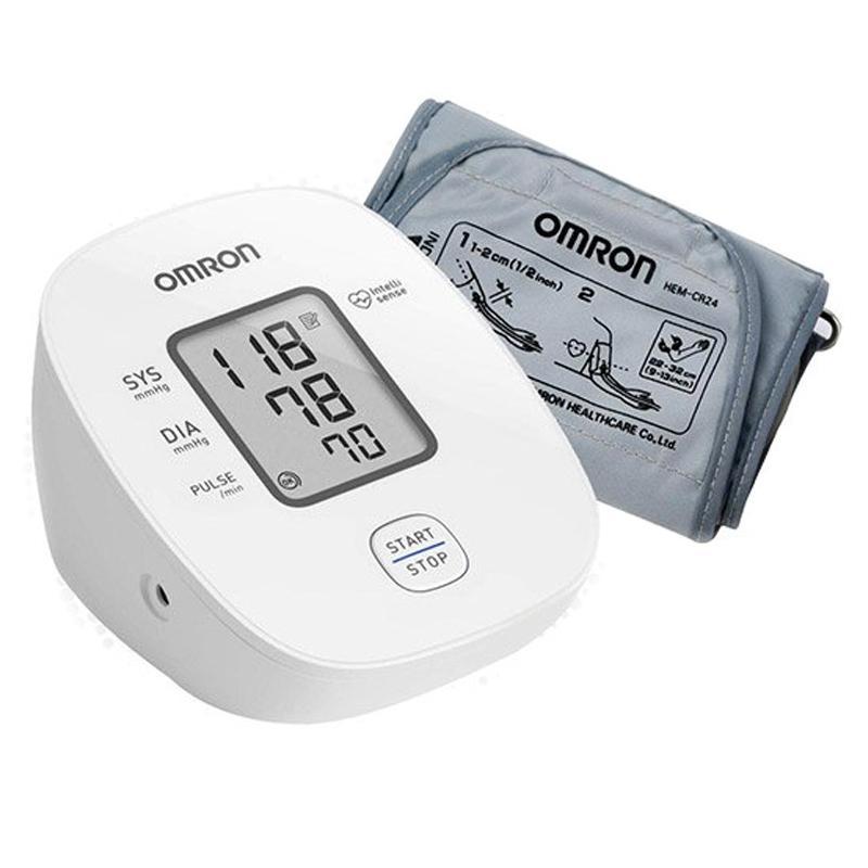 Omron Basic Automatic Upper Arm Blood Pressure Monitor (HEM-7121J)