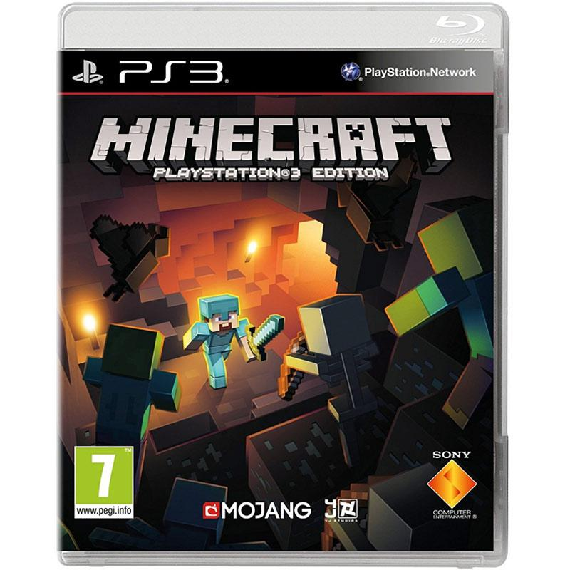 Minecraft (Sony PS3)