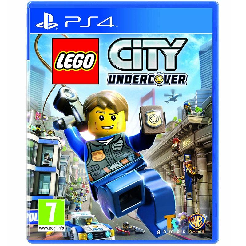 LEGO City Undercover (Sony PS4)