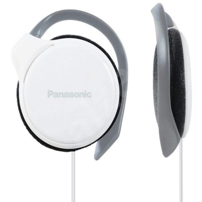 Panasonic Slim Clip-on Earphones - White