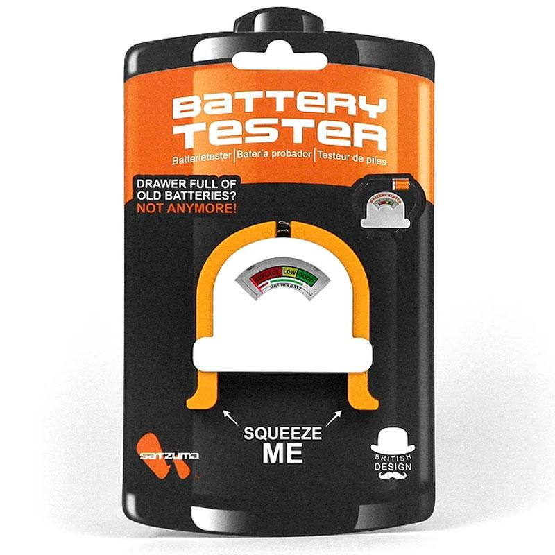 Satzuma Battery Tester