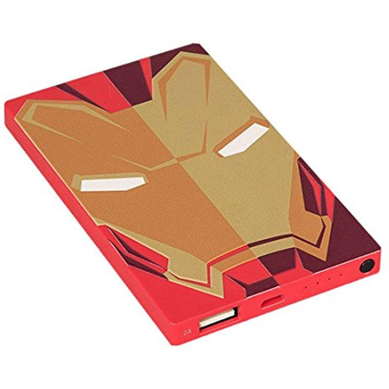 Tribe Marvel Avengers 4000mAh Fast Charge Power Bank - Iron Man