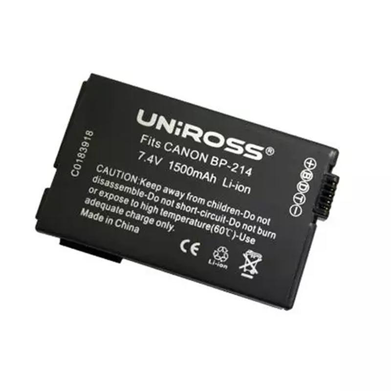 Canon BP214 Camera Battery - Uniross