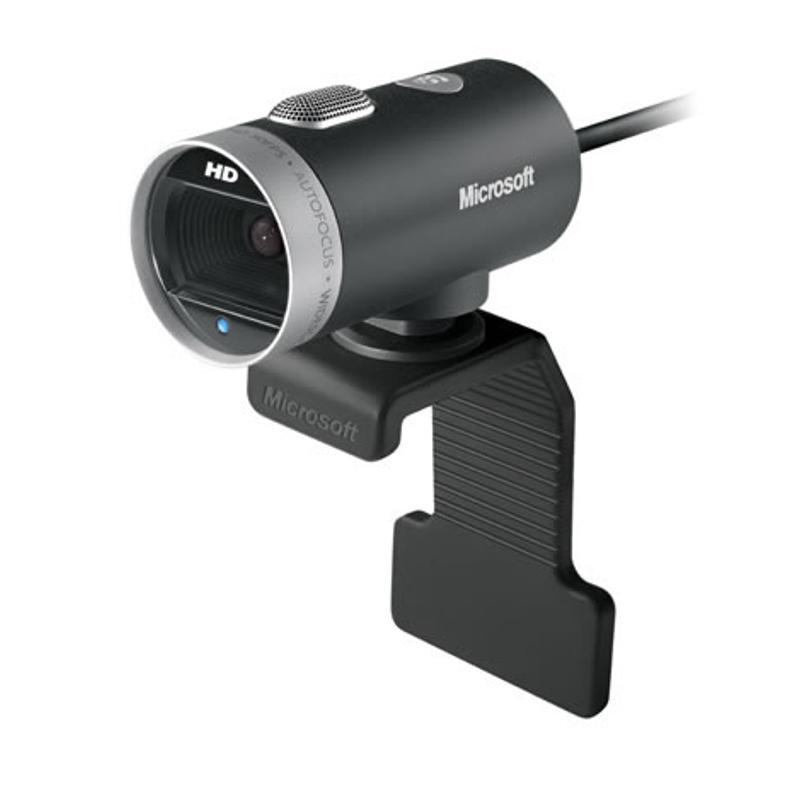 Microsoft LifeCam Cinema HD USB Webcam (Black)