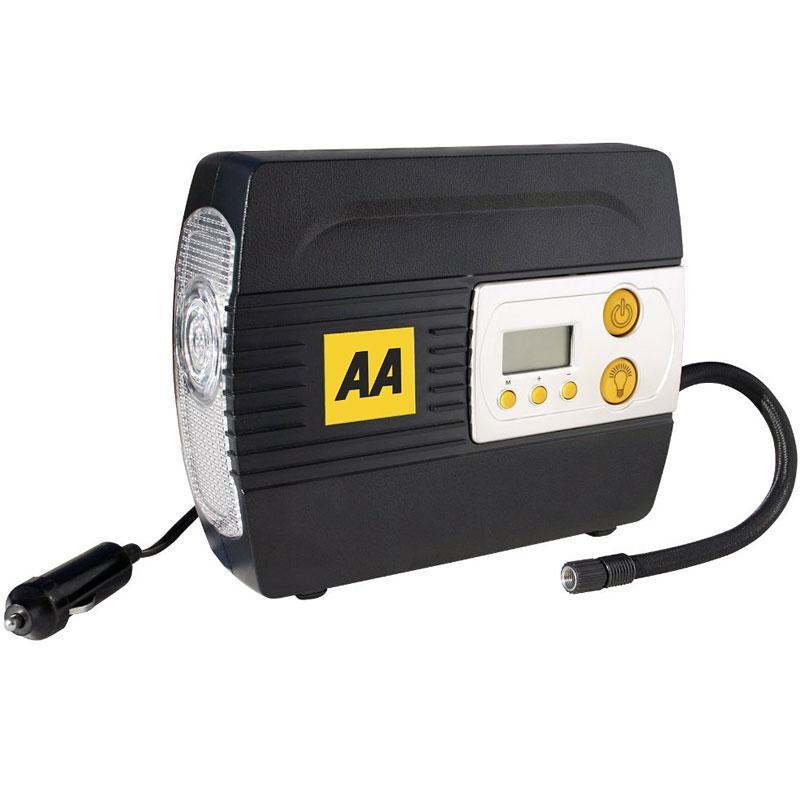 AA Digital 12V Air Compressor