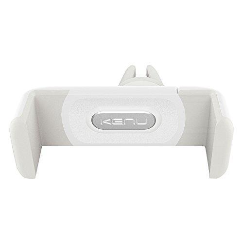 Kenu Airframe+ Universal Smartphone Car Mount - White