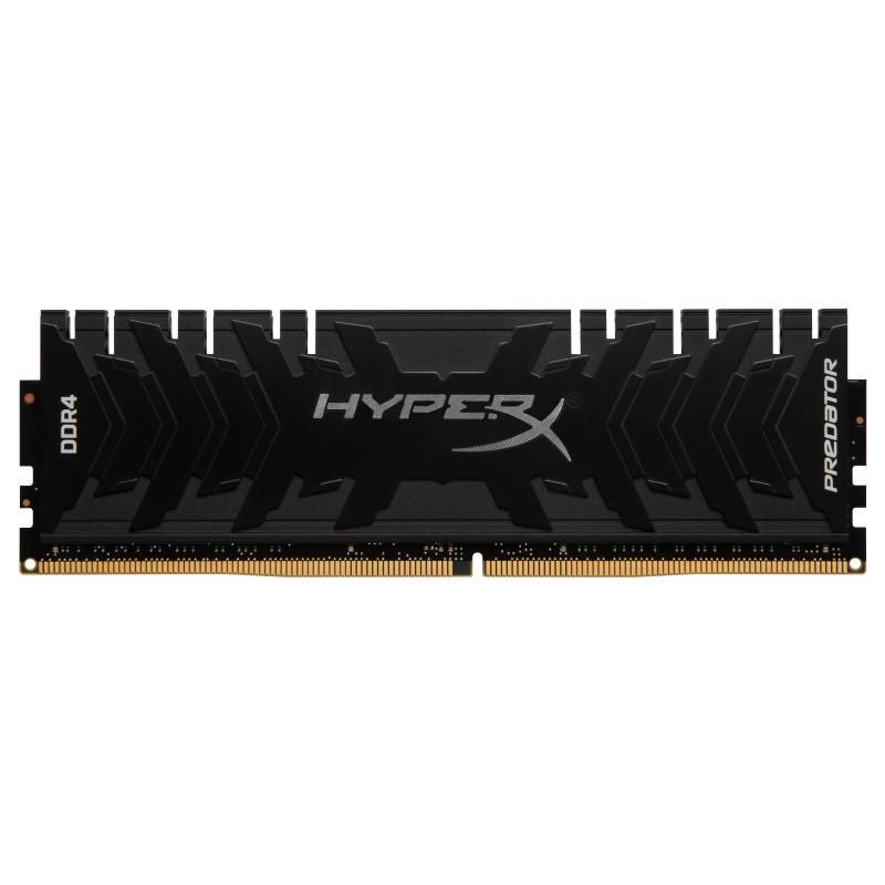 HyperX Predator 8GB (1x8GB) 4000MHz DDR4 Non-ECC 288-Pin CL19 DIMM PC Memory Module