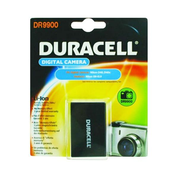 Duracell Nikon EN-EL9 Camera Battery