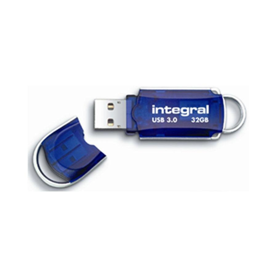 Integral 32GB Courier USB 3.0 Flash Drive - 190MB/s