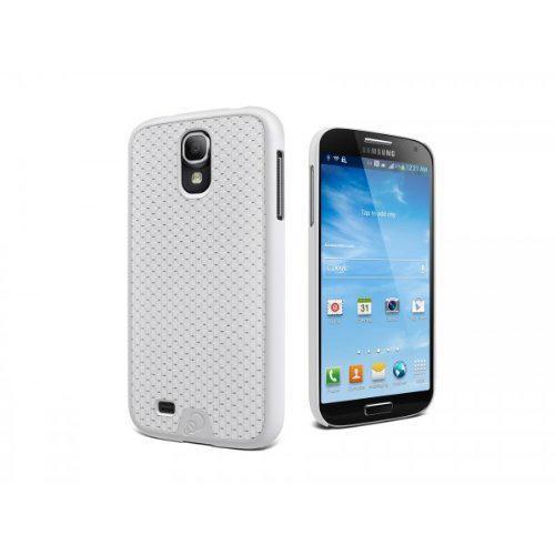 Cygnett UrbanShield Carbon Fibre Galaxy S4 Case - White
