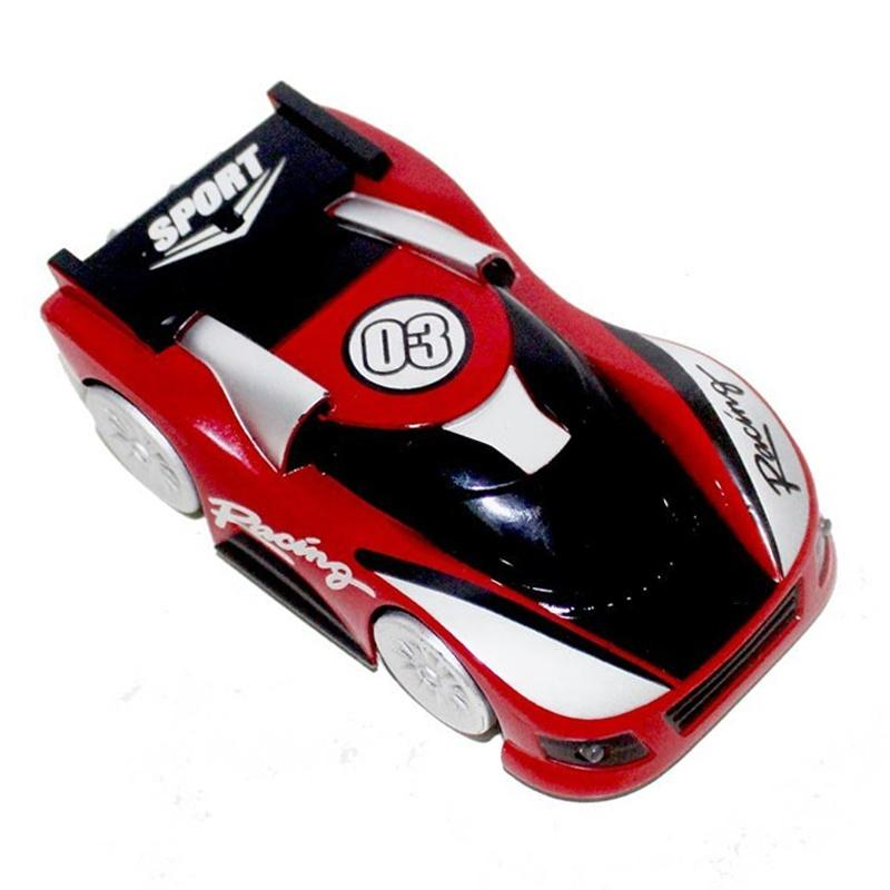 The Source M:Tech Wall Climber Remote Control Car - Red