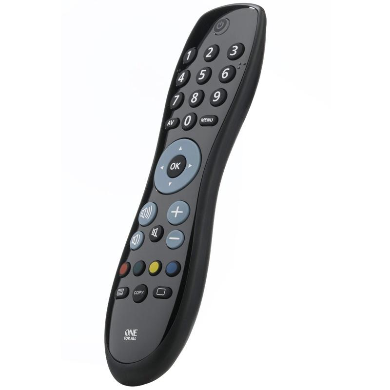 One For All Universal TV Remote Control (URC6410)