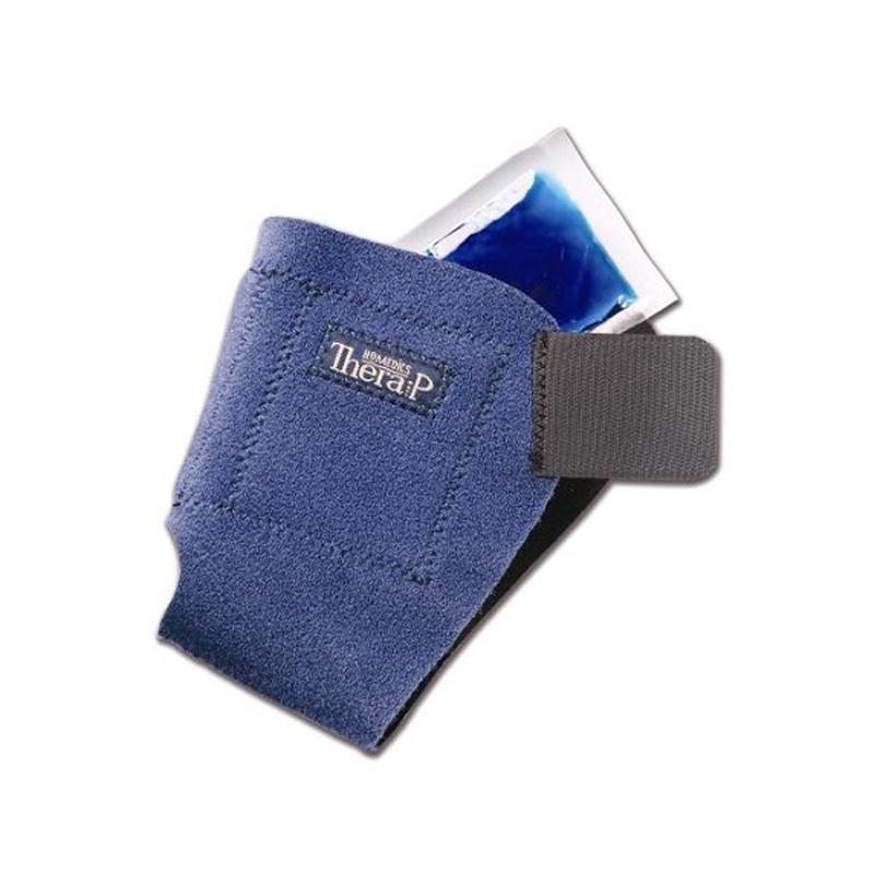 Homedics Ankle Wrap with Hot/Cold Gel Pack and Magnet Therapy