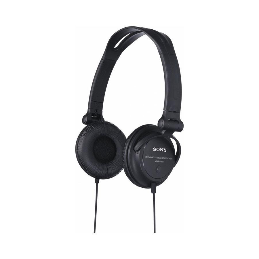 Sony MDR-V150 Monitor Headphones - Black