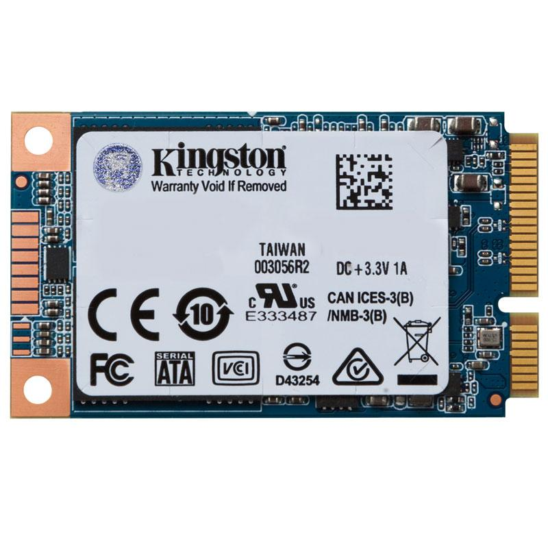 Kingston 120GB UV500 SSD Drive mSATA- 520MB/s
