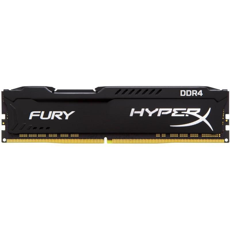 Kingston HyperX 16GB (1x16GB) Memory Module PC4-21300 2666MHz DDR4 CL16 288-Pin DIMM 1.2V