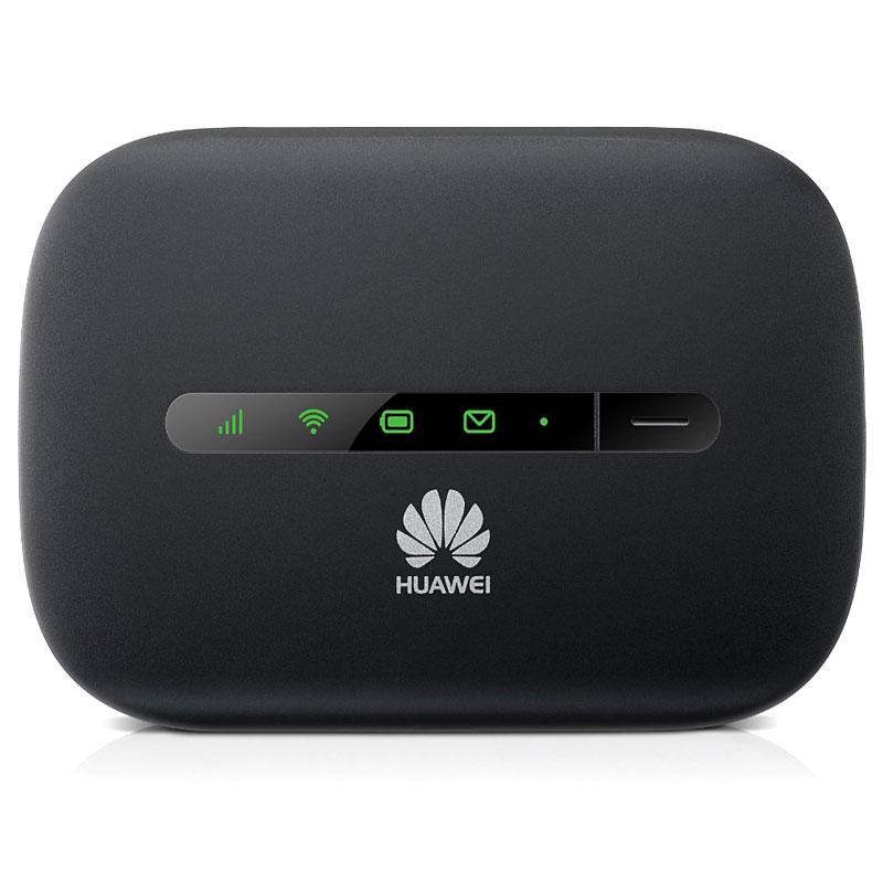 Huawei E5330 Unlocked 3G Mobile Broadband Wifi Hotspot - Black