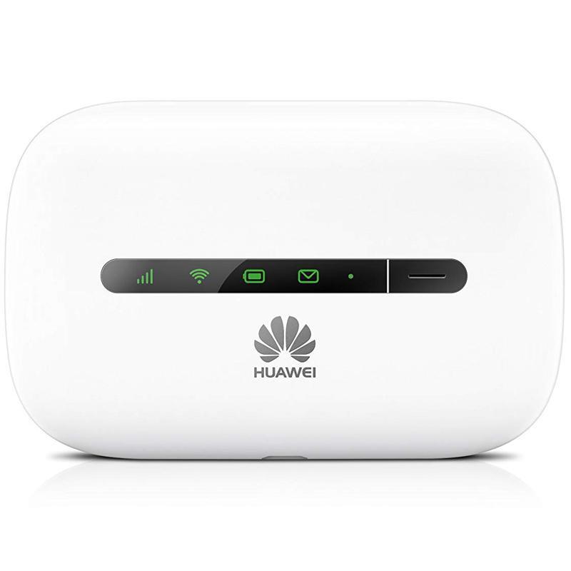Huawei E5330 Unlocked 3G Mobile Broadband Wifi Hotspot - White