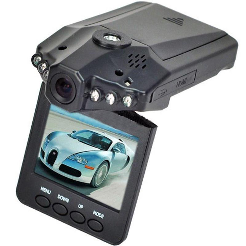 Pama Plug N Go Drive 1 HD 720p Car Dash Cam - Black