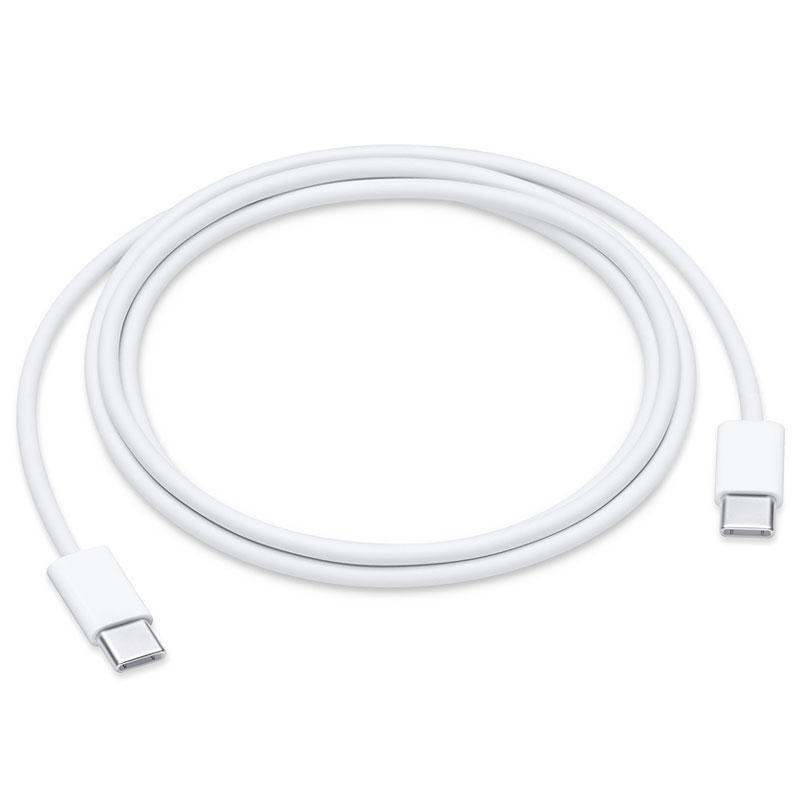 Apple USB-C Charge Cable - White - 1M (Official)