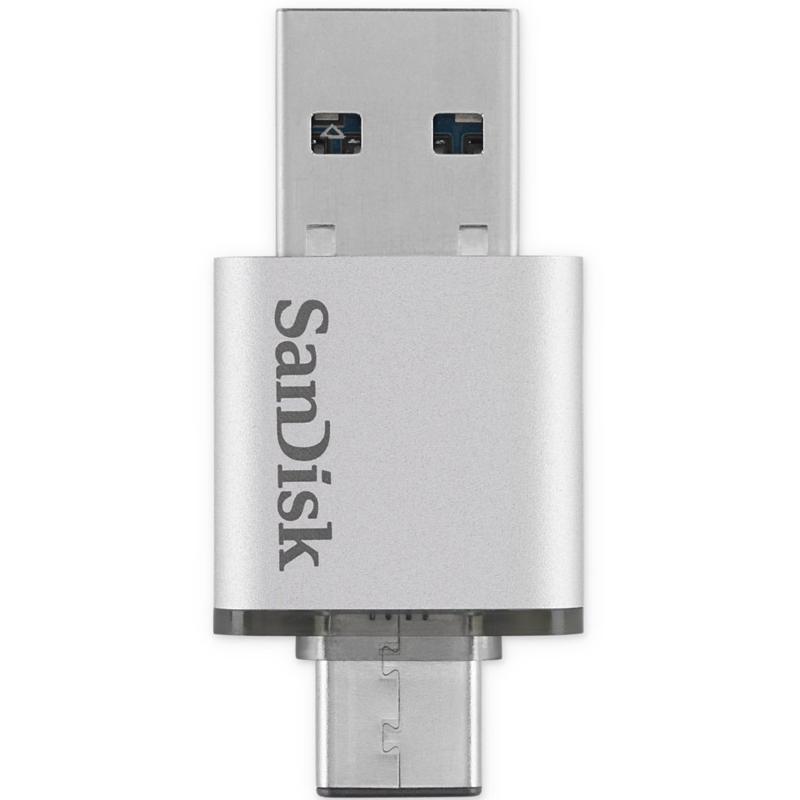 SanDisk 64GB Dual Drive USB-C Flash Drive