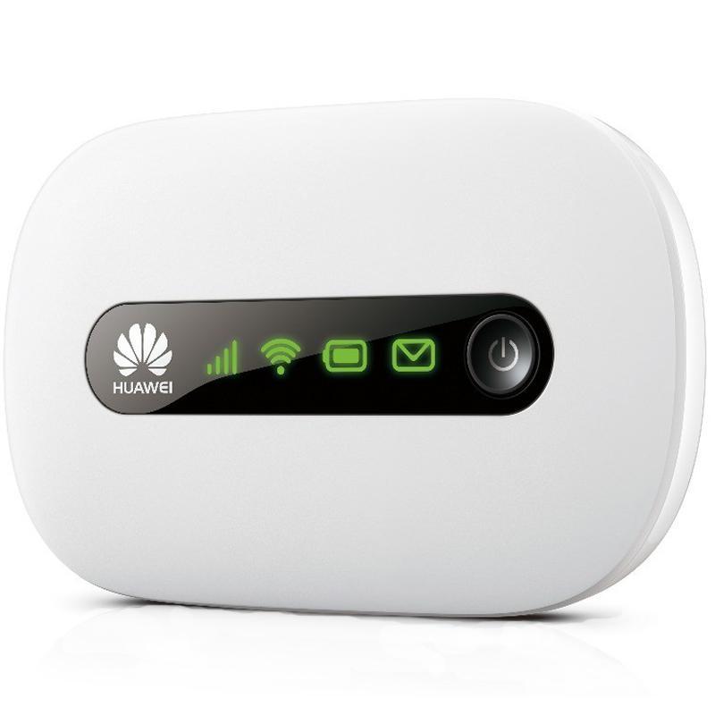 Huawei E5220 Unlocked 3G Mobile Broadband Wifi Hotspot - White