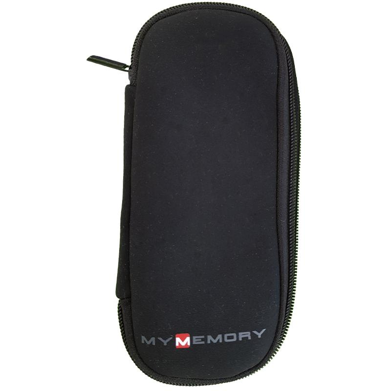 MyMemory USB Drive Storage Case 10-Capacity - Black