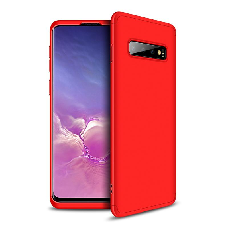 oneo SLIM Samsung Galaxy S10 Case - Red