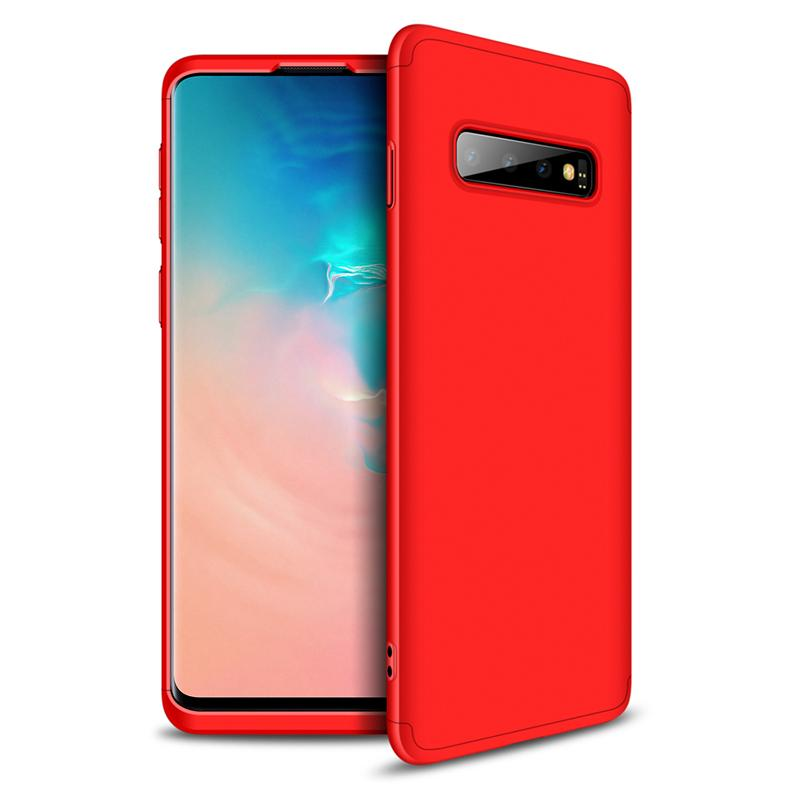 oneo SLIM Samsung Galaxy S10 Plus Case - Red