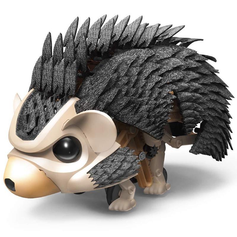 Robotic Hedgehog AI Interactive Sound Detecting Robot