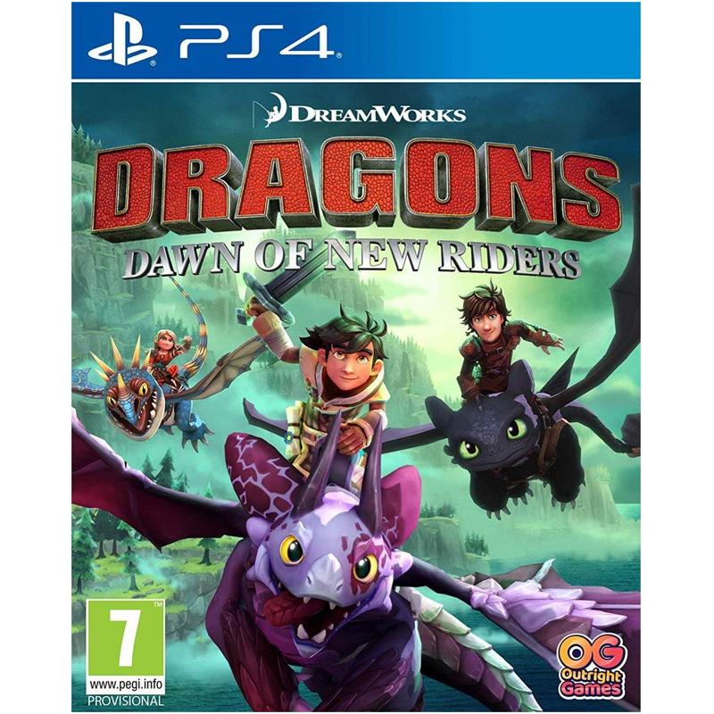 Dragons: Dawn of New Riders (Sony PS4)