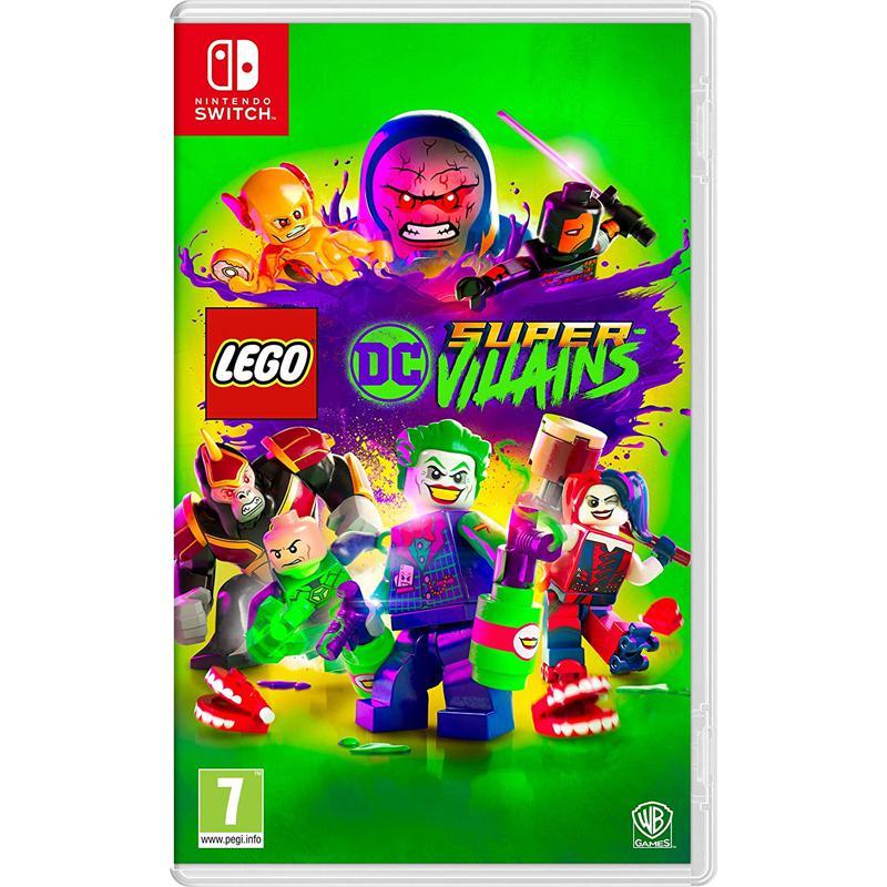 LEGO DC Super-Villains (Nintendo Switch)