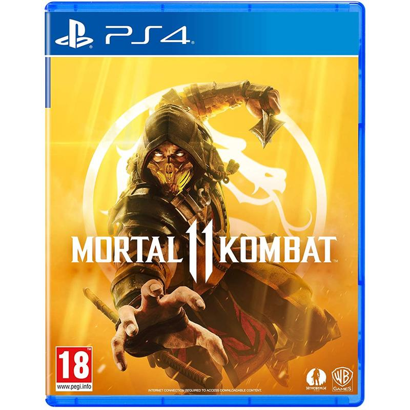 Mortal Kombat 11 (Sony PS4)